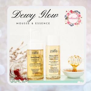 Zalfa Miracle SPECIAL PROMO!! Paket Bundling Dewy Glow Essence & Facia