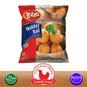 LEZZA NUGGET BALLS KEMASAN PREMIUM HIGH QUALITY