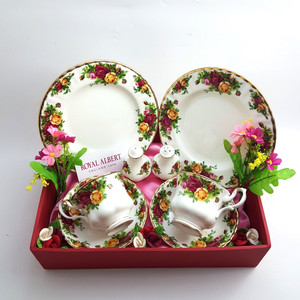 PAKET HAMPERS ROYAL ALBERT OLD COUNTRY ROSES