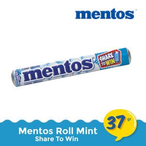 Mentos Roll Mint 37 gr