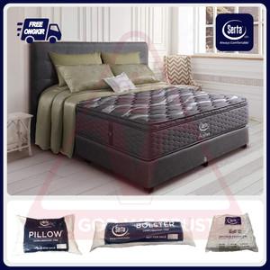 Serta Andes 100 120 160 180 200 Full Bed Set Fullset Matras Only