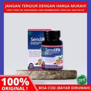 Obat Herbal SENDIFIT - Ahlinya Asam Urat, Nyeri Sendi, Reumatik Kronis