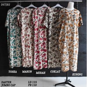 Daster Baju Tidur Jumbo Batik Pekalongan 2