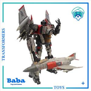 Transformers Deformation Thunder Warrior SX-01 SX01 Blitzwing