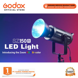 Godox SZ150R Zoom RGB LED Video Light / Godox SZ150R