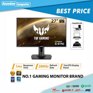 "ASUS TUF Gaming VG279QM - 27"" FullHD, Fast IPS, 280Hz, HDR"