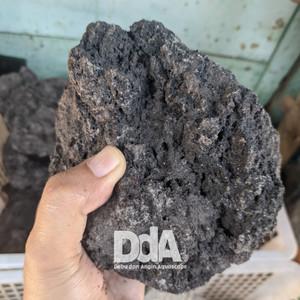 Batu Lava Hitam / Black Lava Rock / Batu Aquascape