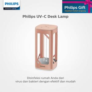 Philips UVC Desk Lamp (Rose Gold)