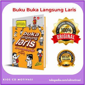 Buku Buka Langsung Laris Original Jaya Setiabudi