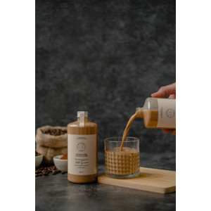 Creamy Salted Caramel Coffee 500ML
