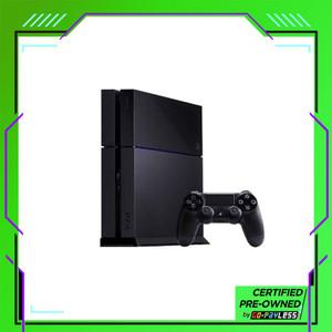 PS4 Fat 500GB Seri 1xxx PREOWNED + Dualshock 4