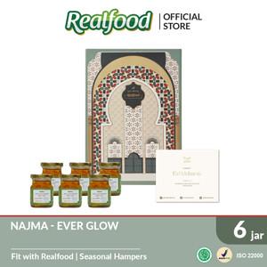 Realfood Najma untuk Kebaikan Ramadhan