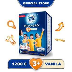 Frisian Flag Primagro 3+ Vanilla 1200g
