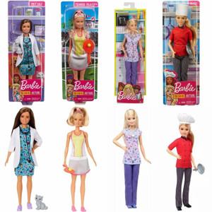 Career Edition - Mainan Anak boneka Barbie Mattel Career edition