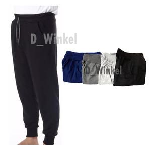 Celana Jogger Pants Polos Panjang / Joger Pants Termurah Hitam Polos