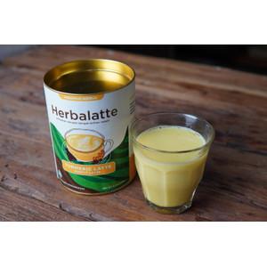Herbalatte Turmeric Latte Agradaya