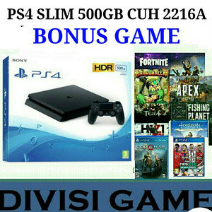 PS4 SLIM CUCH 2016A 500GB