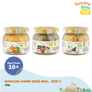 Bundling Yummy Bites Meal - STEP 3