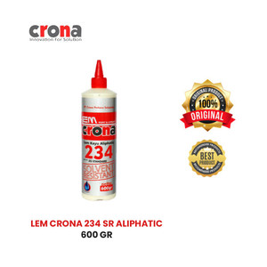 Lem Kayu Crona 234 Aliphatic 600 Gram