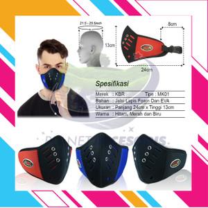 Masker Motor Super Mata Ayam/Cegem