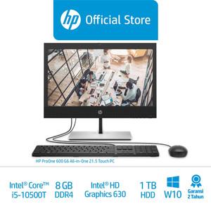 """HP ProOne 400 G6 AiO PC Desktop PC/23.8""""/Core i5/8GB/1TB/W10 Pro"""