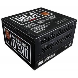 1STPLAYER Gaming PSU DK5.0 500W Full Modular 80+ Bronze