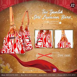 Anne Avantie Pasar Tiban Showcase