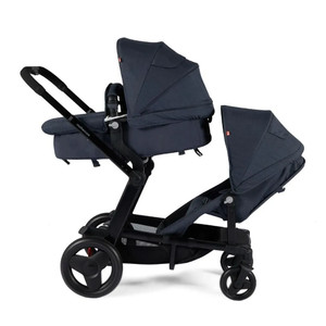 Mothercare Genie Twin Complete Navy