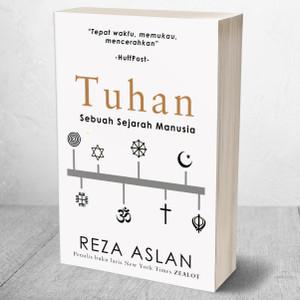 Tuhan: Sebuah Sejarah Manusia - Reza Aslan