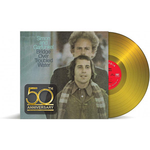 Simon and Garfunkel - Bridge Over Troubled Water - Gold LP Vinyl PH