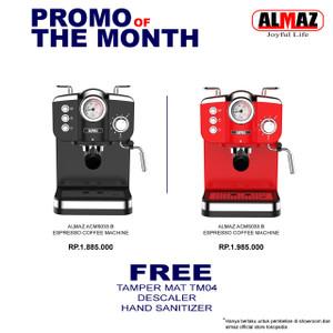 Mesin Kopi Espresso ACM5033 Espresso Coffee Maker ACM5033.B