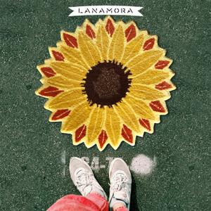 Keset Kaki Handtuft Bunga Matahari Sun Flower Unik Lucu 40x60 cm