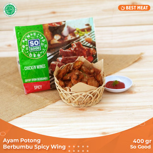 Spicy Wing So Good 400 gr