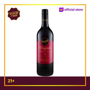 Wine Dragonfly Cabernet Shiraz Sweet Red