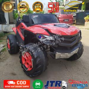 Mainan Mobil Aki Anak Besar Jeep Buggy New