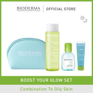 Bioderma Boost Your Glow Set - Sebium Lotion 200ml
