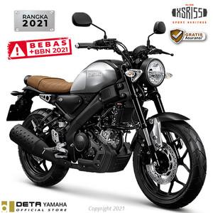 DETA-Yamaha XSR 155 (OTR JADETABEK) 2021 Sepeda Motor