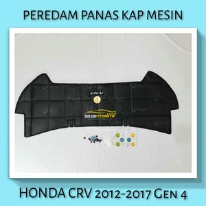 Aksesoris Mobil HONDA CRV 2012-2017 Gen 4 Peredam Panas Kap Mesin