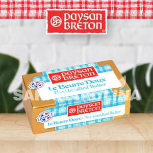 Paysan Breton butter Unsalted 200gr (Pengiriman Hanya Gojek dan Grab)