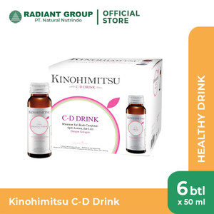 Kinohimitsu J'Pan Collagen Diamond Drink (6 Btl)