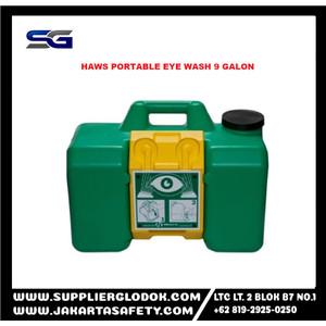 Eye Wash Portable HAWS 9 Galon