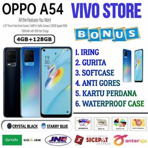 OPPO A54 RAM 4/128 GB GARANSI RESMI OPPO INDONESIA