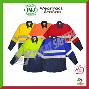 Wearpack Atasan Kerja Safety IMJ Kombinasi