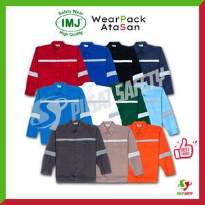 Baju Kerja / Seragam Kerja / Wearpack Safety IMJ