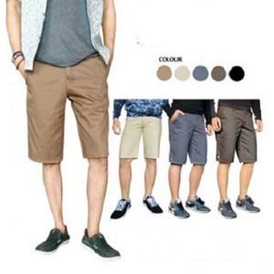 Celana rip pendek / celana rip kolor / celana chino pendek pria