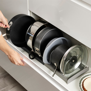 Joseph Joseph DrawerStore Expanding Cookware Organiser - Grey