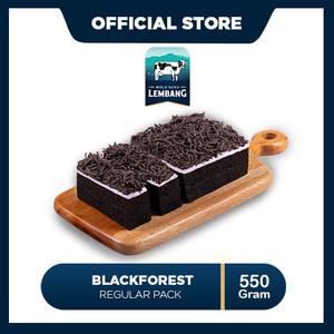Bolu Susu Lembang Blackforest - Reguler Pack (550gr)