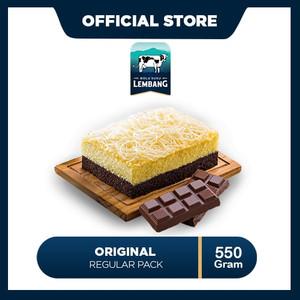 Bolu Susu Lembang Original - Reguler Pack (550gr)