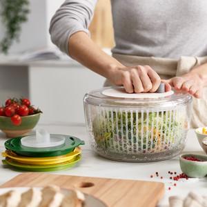 Joseph Joseph Multi-Prep 4-Piece Salad Preparation Set - Multicolour
