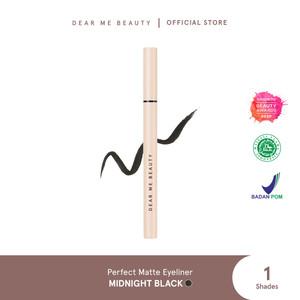 Dear Me Beauty Perfect Matte Eyeliner - Black